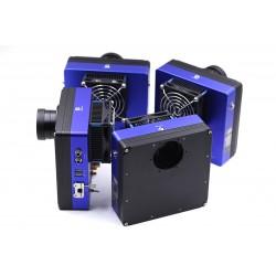 Caméra QHY 16200 CCD / 5 positions filtres