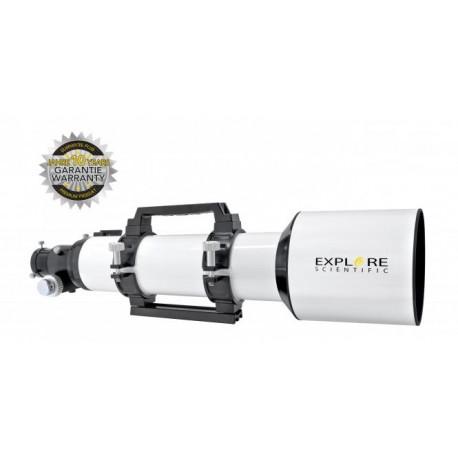 """EXPLORE SCIENTIFIC ED APO 80mm f/6 FCD-1 Alu 2"""" R&P Focuser"""
