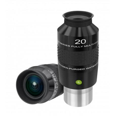"EXPOLRE SCIENTIFIC 100° N2 Oculaire 20mm (2"")"