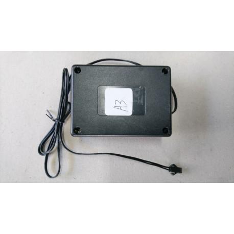 Inverter A5, transformateur 12V DC / 220V 400HZ