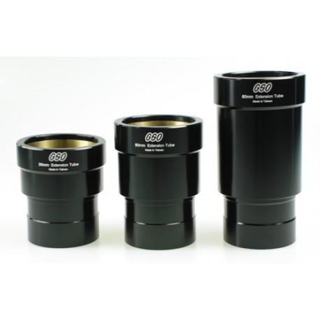 TS Optics Tube allonge au coulant de 50,8 mm, chemin optique 50 mm