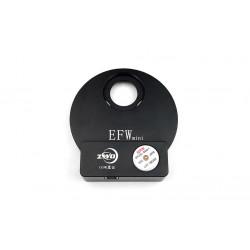 """Roue à filtres ZWO EFWmini 5 x 31 mm non montés et 1.25"""" montés"""