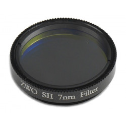 Filtre ZWO SII 7nm 31,75 mm