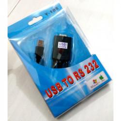 Convertisseur USB vers RS232 Windows et Mac