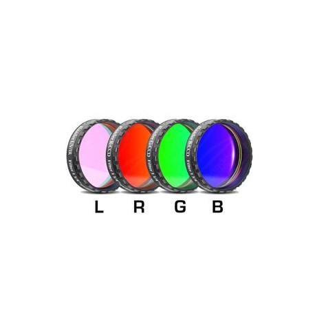 Baader LRGB-CCD - Jeu de filtres 31,75 mm