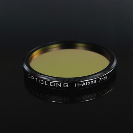"""Filtre H-Alpha 7nm Optolong 1.25"""""""