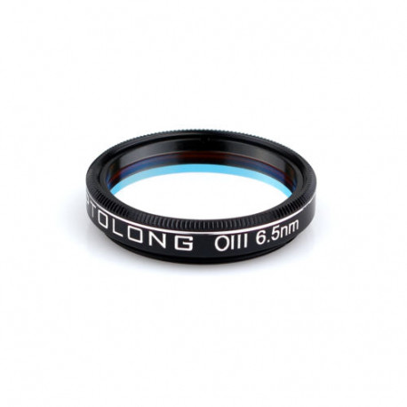 """Filtres OIII-CCD 6.5nm Optolong 1.25"""""""