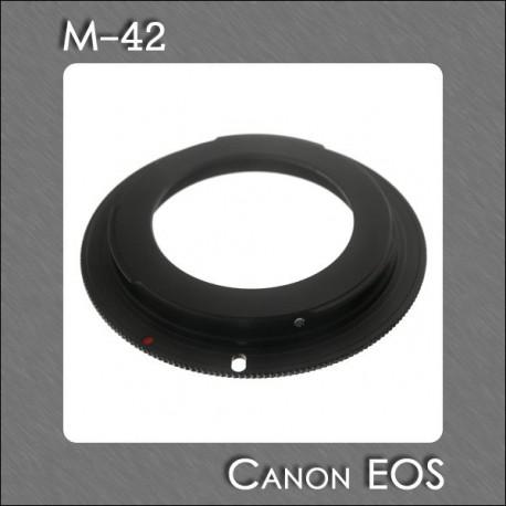 Bague M42X1 / Canon EOS
