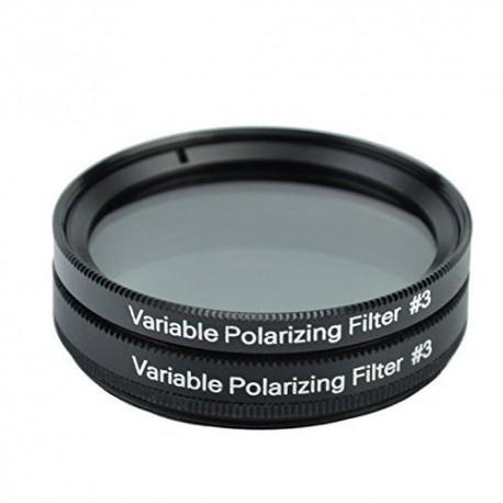 """Filtres polarisants variable 1.25"""""""