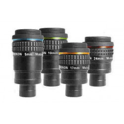 """Hyperion set with eyepieces 1.25"""" 5, 10, 17 et 24 mm"""
