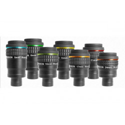 Baader Complete set of Hyperion eyepieces: 5 / 8 / 10 / 13 / 17 / 21 / 24mm