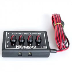 Hitecastro Module de contrôle pour 4 bandes chauffante contre la rosée