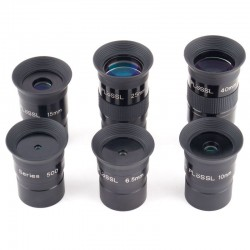 """Oculaire serie 500,  4mm , 1.25"""" coulant"""