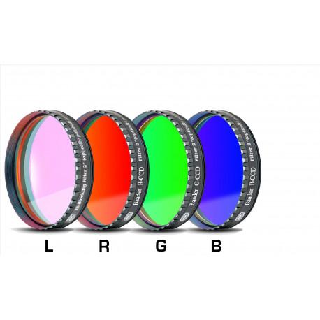 "SET FILTRES L-RGB CCD FILETAGE 50,8 mm (2"")"