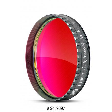 "Baader filtre Ha 2"" pour optiques très rapide (de f1.8 à f3.5)"
