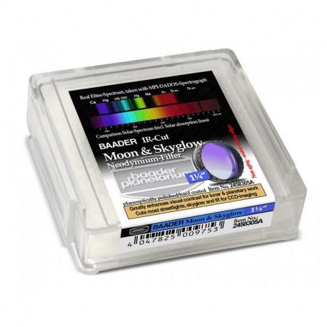 """Baader Filtre Neodymium Mond et Skyglow 2"""" et 1.25"""""""