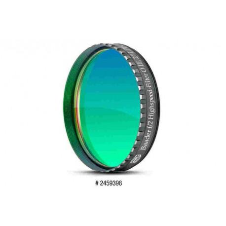 """Baader filtre O-III 2"""" pour optiques très rapide (de f1.8 à f3.5)"""
