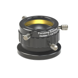 """Mini focuser hélicoïdale Baader pour oculaires 1¼ """"/ T-2"""