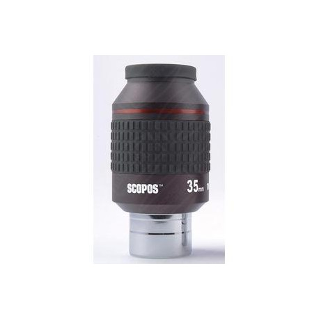 """Oculaire 2"""" SCOPOS Extreme 35 mm grand angle"""