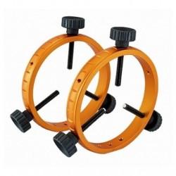 Set colliers de guidage Geoptik 160 mm