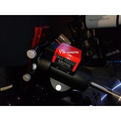 Kit support accessoires 10Microns 1000 HPS (polemaster et pointeur  laser)