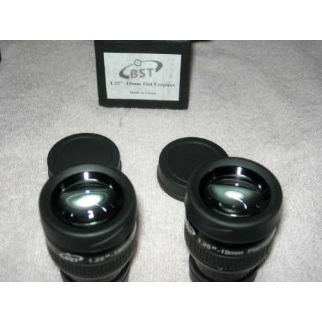 Eyepieces BST Flat Field 19 mm