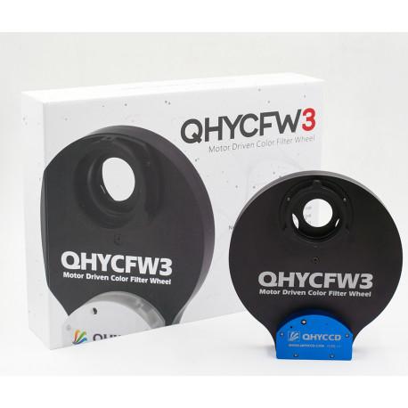 """Roue à Filtres QHYCFW3-M-US (5 Position, Filtre 2"""")"""