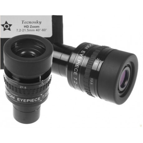 Tecnosky  Oculaire zoom  7,2 mm - 21,5 mm