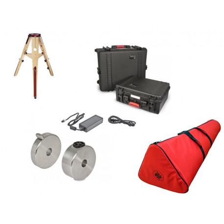 Kit économique accessoires  GM1000 HPS avec Trépied Hecules et sac de transport geoptik