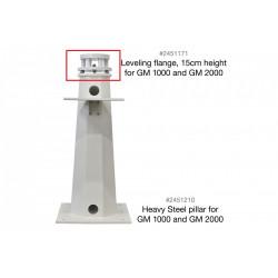 Support de nivellement en acier Baader pour GM 1000 HPS