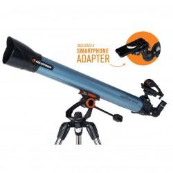 Télescope complet Celestron Inspire 80/900 mm AZ
