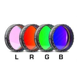 """Filtre Astrodon LRGB (G2) 1.25"""" (vente privée))"""