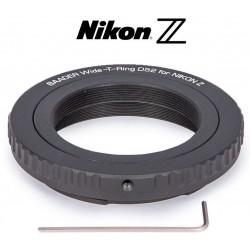 Baader Wide-T-Ring Nikon Z with D52i to T-2 and S52