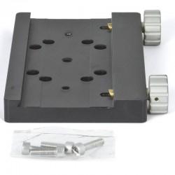 Queue d'aronde pour GM2000 10Micron type Losmandy 3″ – 200 mm