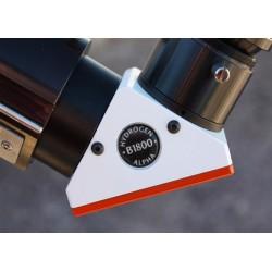"""Filtre bloquant Lunt BF600 1.25""""dans renvoi coudé"""