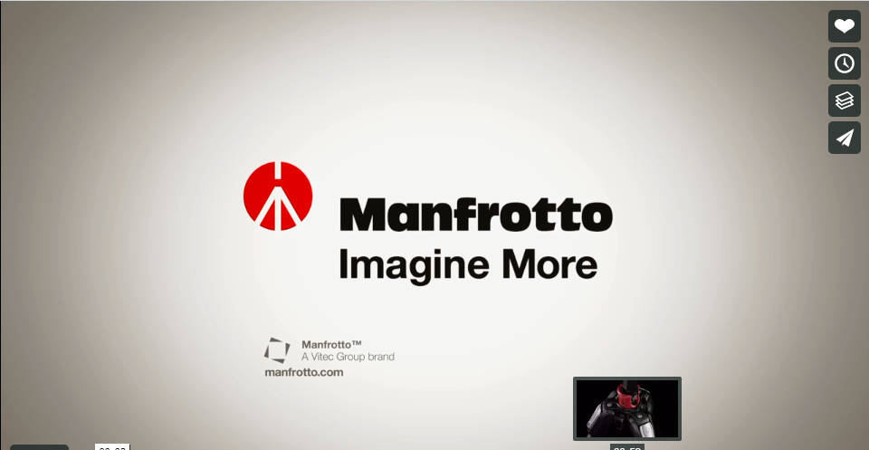 MANFROTTO DEMO